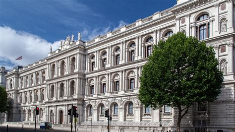 Foreign Office by Britain Foreign Commonwealth Office Clarifies Position