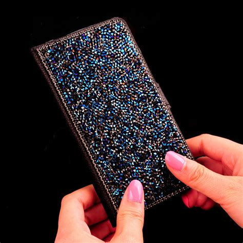 Flipcase Walet Samsung G313h Glitter 1 dower me bling glitter stand wallet flip leather for samsung galaxy s8 s7 s6 edge