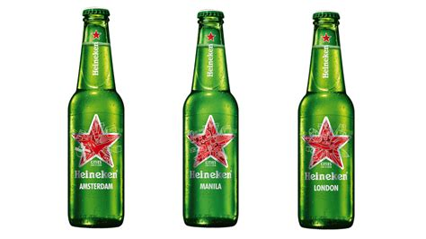 Heineken Features You As The by Heineken Features Manila On Limited Edition Bottle
