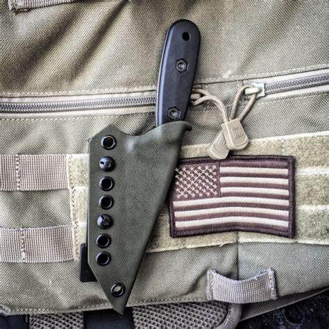 kydex sheath molle attachment armatus carry solutions armatus carry solutions