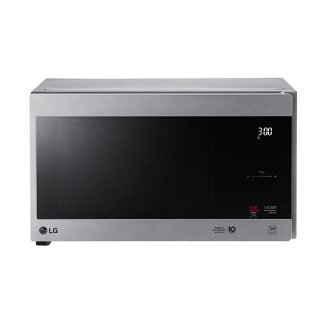 Home Depot Countertop Microwaves by Lg Electronics Neochef 0 9 Cu Ft Countertop Microwave In