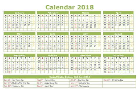 printable calendar 2018 with pictures yearly calendar 2018 printable activity shelter