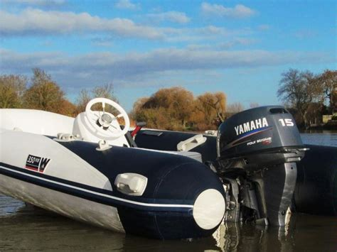 motor boats for sale gloucestershire wetline 350 in gloucestershire inflatable boats used