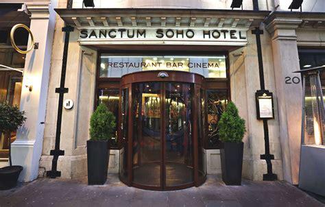 Shoo Hotel venuessanctum soho hotel