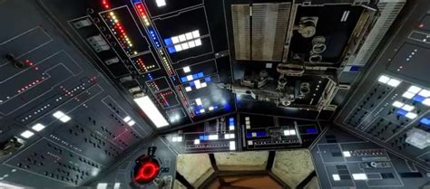 Unique Wall Clock Com step inside this 360 degree millennium falcon cockpit
