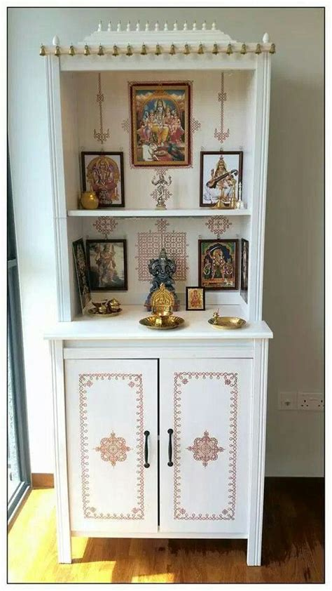 pooja mandir diy ikea 25 best ideas about puja room on pinterest indian homes