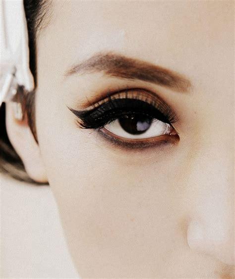 tutorial makeup vintage bridal make up tutorial modern vintage eyeliner lips