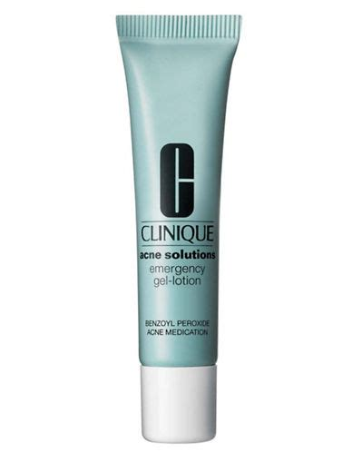 Clinique Acne Solutions Emergency Gel Lotion upc 020714293864 clinique acne solutions emergency gel