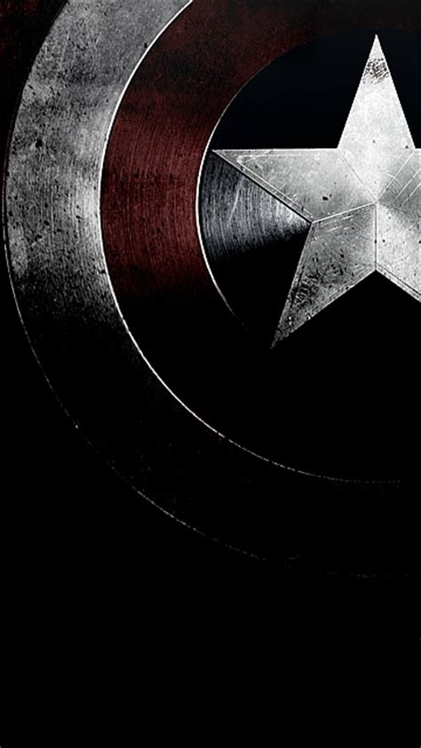captain america wallpaper cell phone download captain america shield 360 x 640 wallpapers