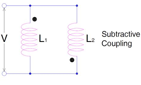 mutually coupled inductors in parallel equivalent inductance of parallel connected inductors etrical