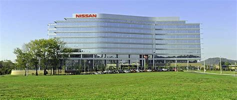 nissan headquarters tn