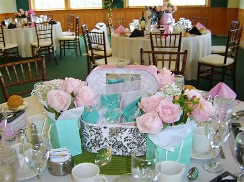 bridal shower centerpieces ideas wedding centerpieces - Unique Ideas For Bridal Shower Centerpieces