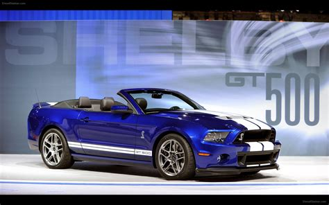2013 ford mustang shelby ford shelby mustang gt500 convertible 2013 widescreen
