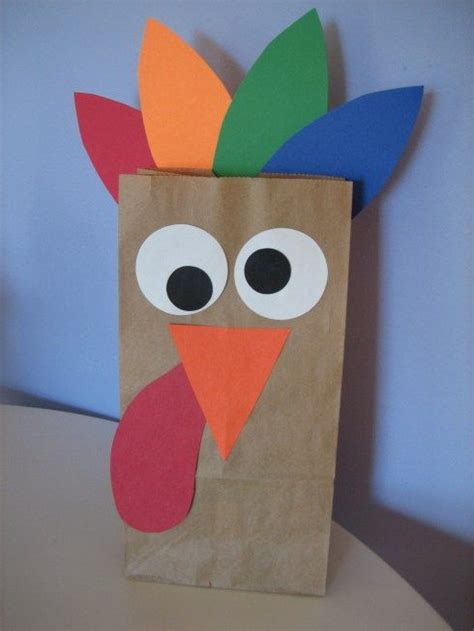 Brown Paper Bag Crafts For Preschoolers - 1000 ideas about brown paper bags on paper