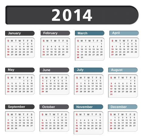 printable calendar template 2014 horizontal free printable calendars new calendar
