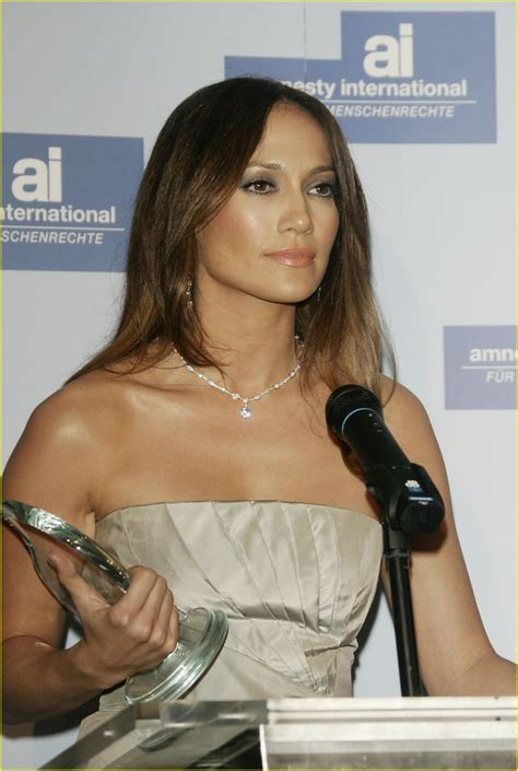 Jlo To Receive Amnesty Award by Granted Amnesty Award Photo 2418366