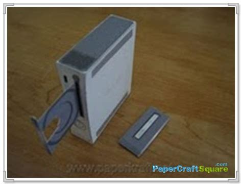 xbox 360 papercraft hd dvd papercraftsquare