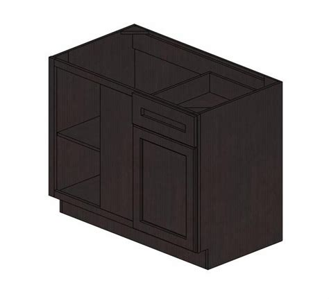 48 Kitchen Cabinet Bblc45 48 42 Quot W Pepper Shaker Blind Base Corner Cabinet Kitchen Cabinets Kitchen Cabinet