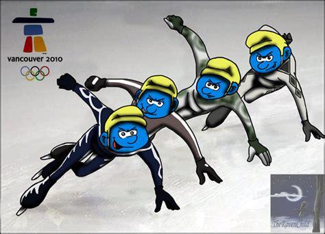 Smurf Olympic the smurfs olympics