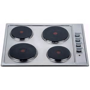 electric cooktop stoves bellini 60cm 4 burner electric cooktop bunnings warehouse