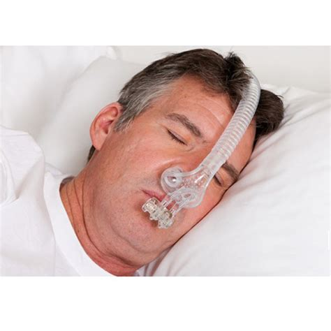 tap 174 pap nasal pillow cpap mask with stability mouthpiece