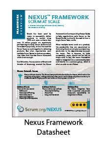 the nexus framework for scaling scrum continuously delivering an integrated product with scrum teams books scaling scrum with nexus scrum org