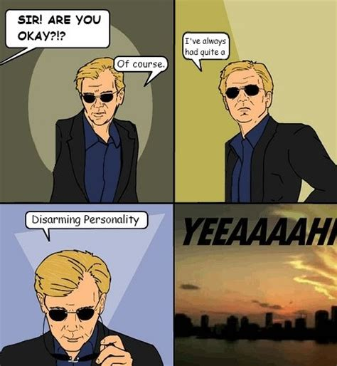 Csi Sunglasses Meme - horatio csi meme