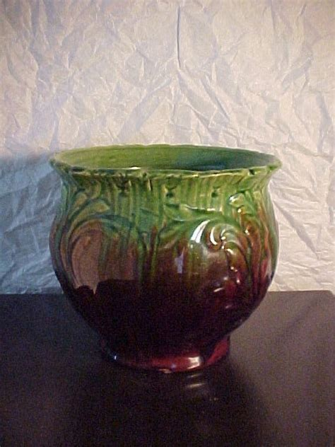 Majolica Planter by Image Gallery Majolica Planter