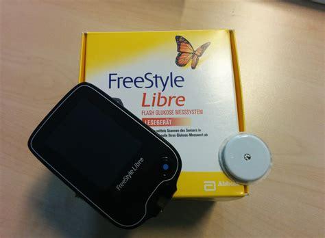 wann blutzucker messen freestyle libre glukosemessung ohne piks