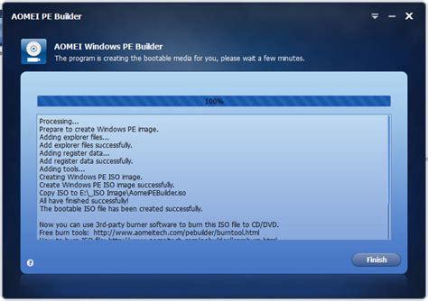 membuat bootable usb windows server 2003 buat recovery bootable windows pe dengan aomei pe