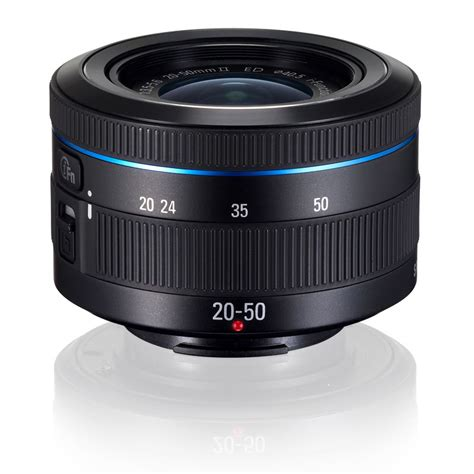 samsung nx 20 50mm f 3 5 5 6 zoom lens black lenses photo