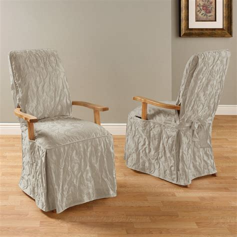 protect your chair with dining room chair seat covers