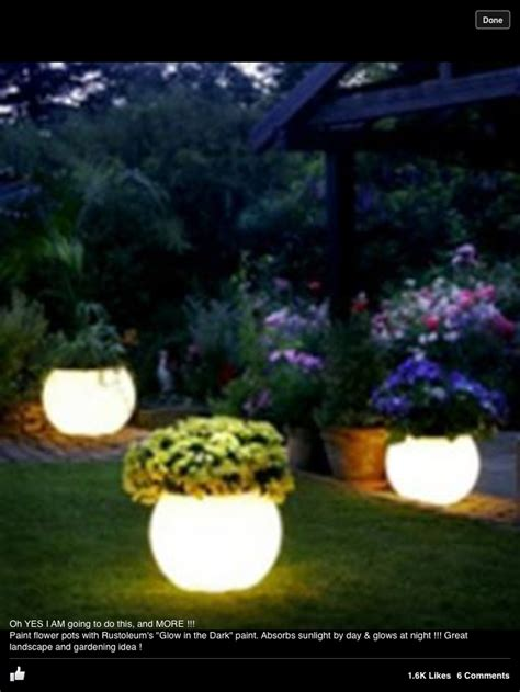 Glow In The Planter by Glow In The Planters For The Home