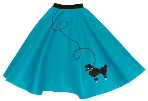 Adult Poodle Skirt   50's POODLE SKIRT