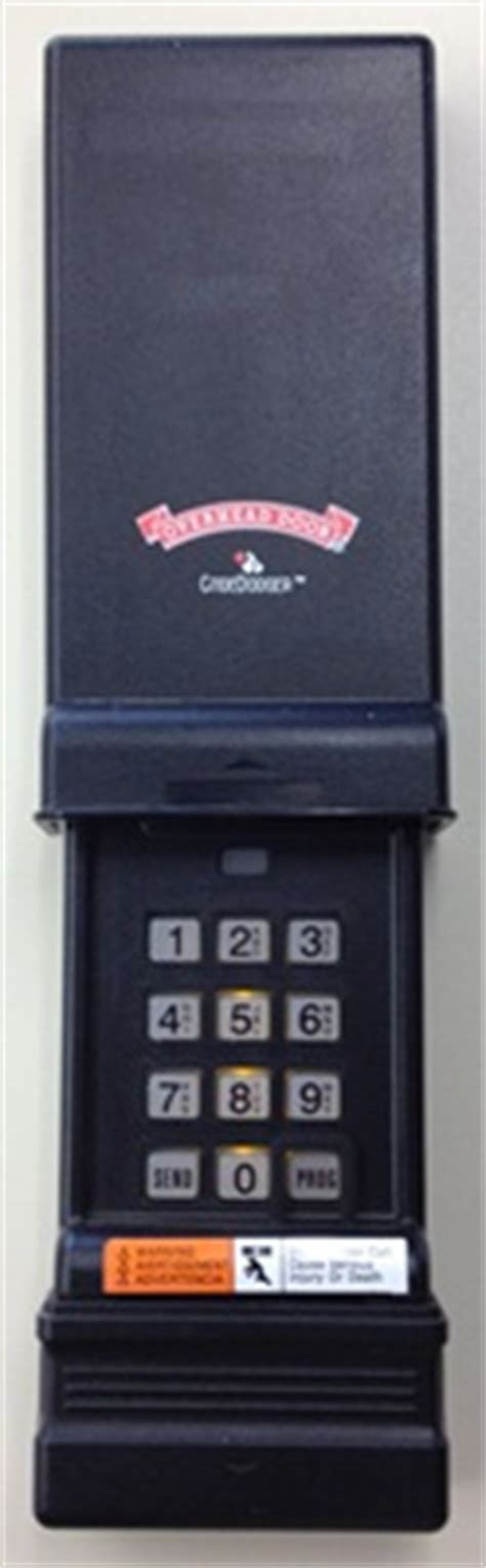 Overhead Door Legacy Keypad by Overhead Door Company Of Auburn Syracuse