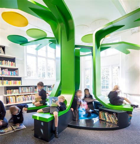 kid spaces design inspirational school libraries from around the world