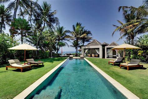 majapahit villa maya balinese beachfront villa