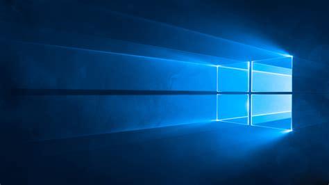 wallpaper for windows 10 desktop windows 10 blue light desktop background 4k wallpaper