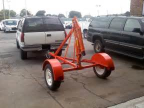 Can I Put Car Tires On Trailer Tires For My Engine Hoist Pirate4x4