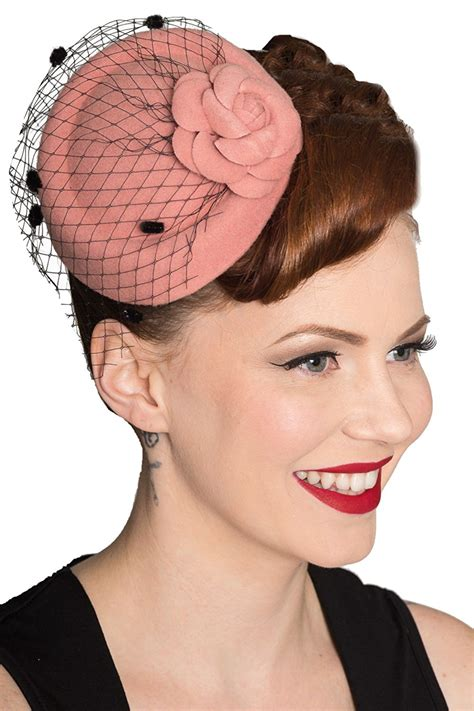 cap styles for women 1950s womens hats by style