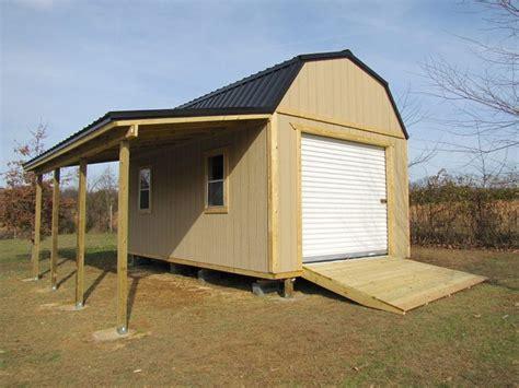 lean  shed  metal building google search diy