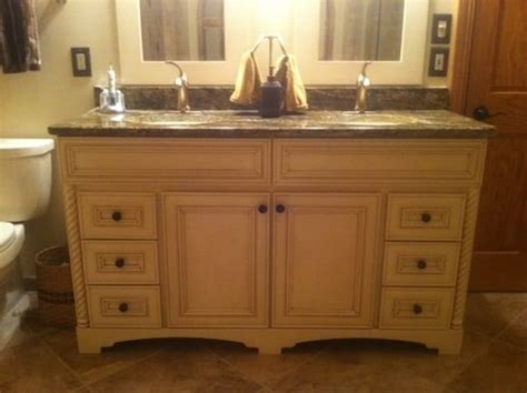 bertch bathroom vanity bertch 60 quot single bowl vanity for hall bath