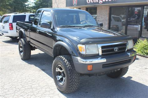 used 4x4 toyota trucks for sale used 1999 toyota tacoma sr5 4x4 for sale georgetown auto