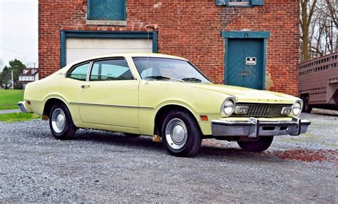 green ford maverick western 1975 ford maverick