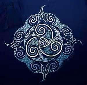 Art Nouveau Flower Tattoo - ambiance irlandaise et d 233 coration celtique floriane lemari 233