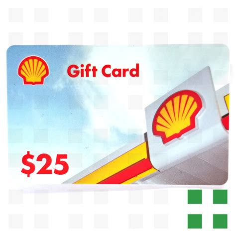 Shell Gift Card - shell station gift card 25 frosted leaf federal