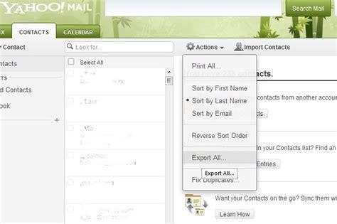 yahoo email zoeken hoe je e mail contacten exporteren op facebook stealth