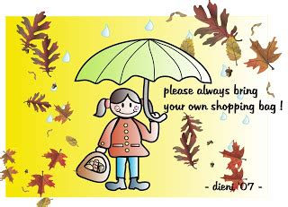 Teh Kotak Di Superindo kita anak kreatif use your own shopping bag gunakan