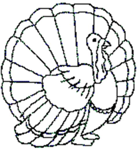 dltk turkey coloring page letter t and u animal coloring pages
