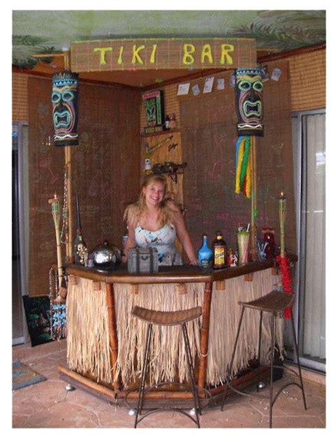 Cheap Tiki Hut How To Build Your Own Tiki Bar For Cheap Idea
